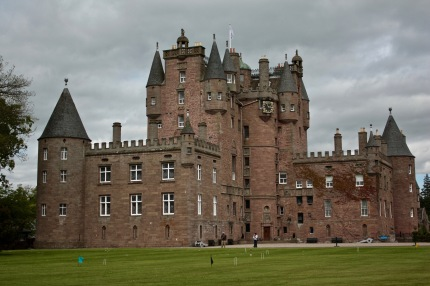 Glamis Castle. / Photos: Nancy Truman